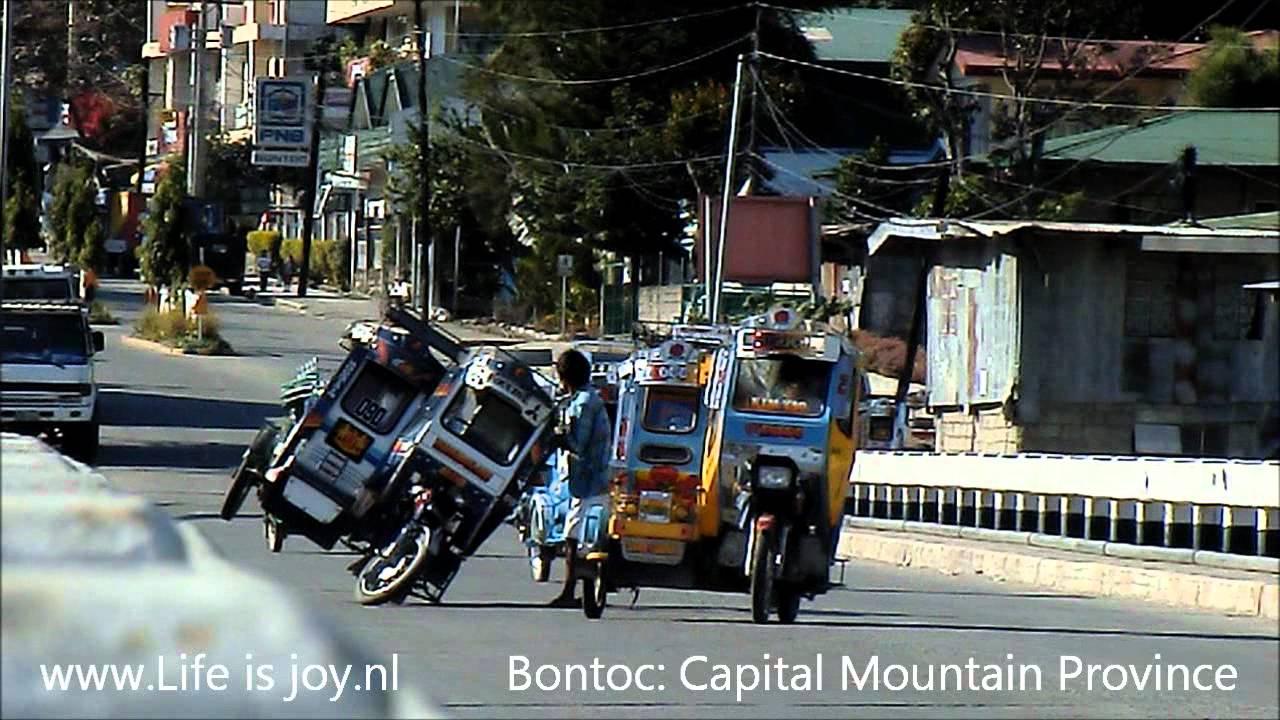 Philippines Motor Travel Luzon On Honda Motorbikes Moto