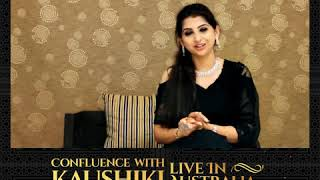 """Confluence with Kaushiki"" World Premier Concert Tour"