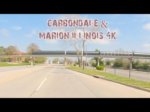 Southern Illinois Last Hope For Prosperity: Carbondale And Marion, Illinois 4K