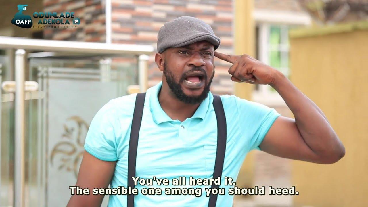 Download SAAMU ALAJO ( OMO OBA ) Latest 2021 Yoruba Comedy Series EP58 Starring Odunlade Adekola