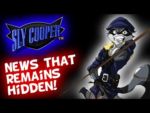 SLY COOPER MOVIE NEWS IS COMING! E3 2017 Discussion & More!