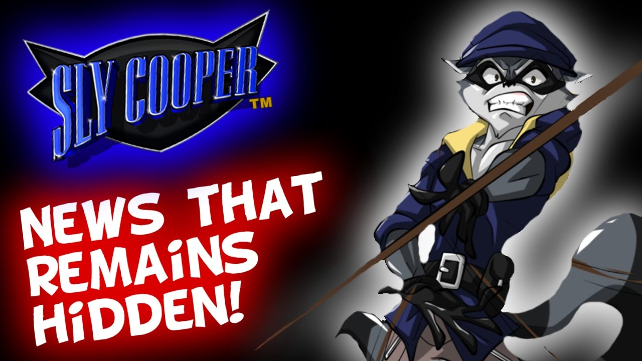 sly cooper movie news