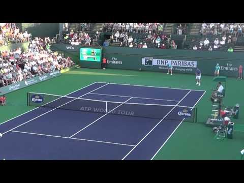 BNP Paribas Open, Indian Wells, CA