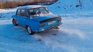 ЗИМНИЙ ДРИФТ НА ЖИГУЛЯХ! - КОПЕНДОС NEW #6