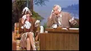 Sally Field on Johnny Carson
