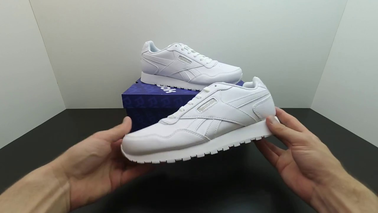 dd71fdbbe724 Reebok Classic Harman Run - YouTube