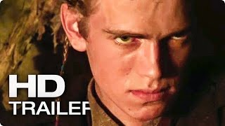 STAR WARS: Episode II - Angriff der Klonkrieger Trailer German Deutsch (2002)