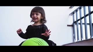 Aahana turns 2!