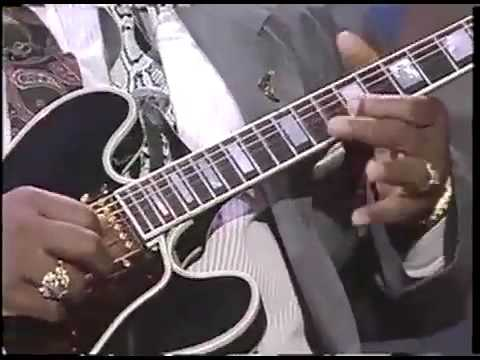 B.B. King - Slow Grove Phrasing (Edit)
