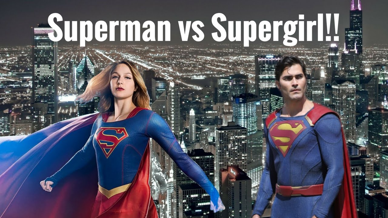 SUPERGIRL VS SUPERMAN?!   Injustice 2: Chapter 9 - YouTube