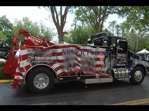 Worksheet. Tow ShowTow Trucks Wreckers Rotator Trucks and more  YouTube
