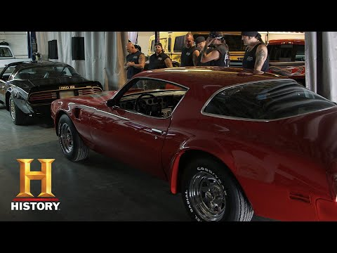 Counting Cars: Danny Pays His Respects To Burt Reynolds (Season 8, Episode 13) | History