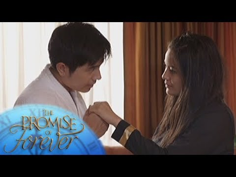 The Promise of Forever: Nicholas kisses Sophia's hand | EP 8