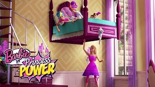 Barbie™ in Princess Power Trailer | Barbie