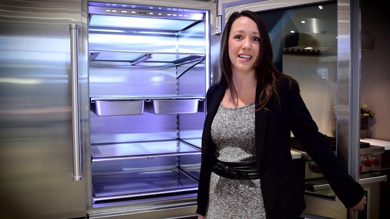 Sub Zero Appliances >> Sub-Zero PRO 48 Fridge (648PRO/648PROG) - Goemans Product Spotlight - YouTube