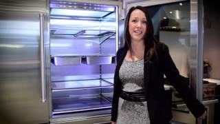sub zero pro 48 fridge 648pro 648prog goemans product spotlight