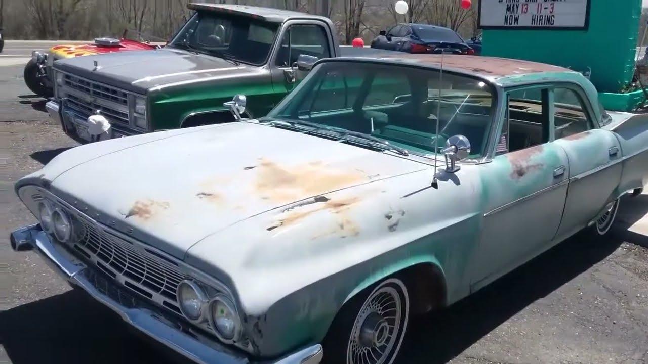 1961 dodge pioneer youtube for Raton pass motor inn