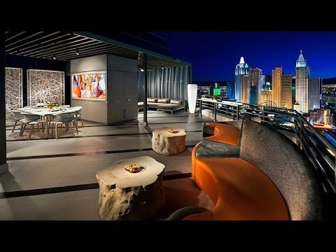 Skyline Terrace Suite Tour Mgm Grand Las Vegas Youtube