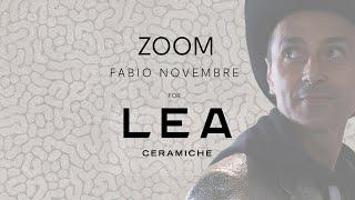 ZOOM, the interview with Fabio Novembre
