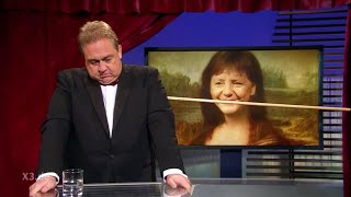 Oliver Kalkofe's Laudatio für Angela Merkel