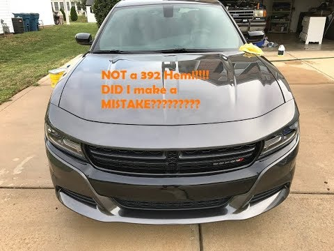 My Brand New 2017 Dodge Charger 5.7 R/T...