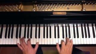 Tutorial piano y voz Cartagenera (Los 3 Sudamericanos)