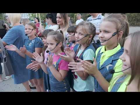 Телеканал АНТЕНА: На Митниці відкрили новий спортивний майданчик