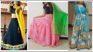 Navratri Lookbook 2018 !! Garba Durga Puja Fastive Outfits ideas !! Navratri Dresses Designs