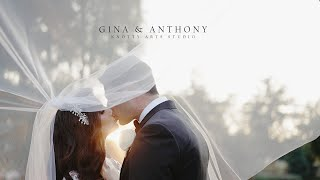 Gina & Anthony Teaser | The Legacy Castle