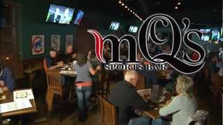 Mcq's Sports Bar Tv Commercial
