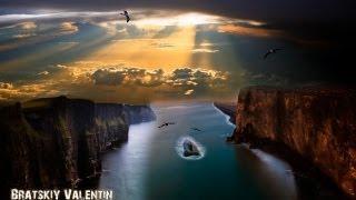 Photoshop CC создаём фото коллаж на тему пейзаж.