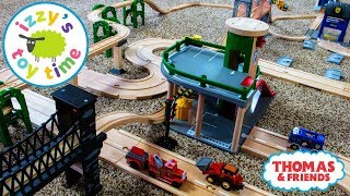 Thomas and Friends BRIO ROAD CHALLENGE! Fun Toy Trains for Kids | Thomas Train for Children
