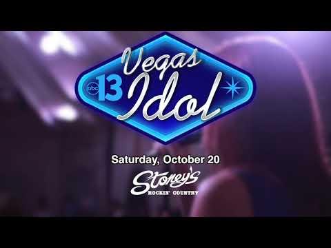 13 Vegas Idol Contest