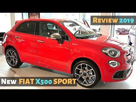 New FIAT X500 SPORT 2019 Review Interior Exterior