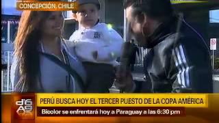 Locuras: Juan Vargas subió a un niño  al bus de la selección