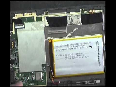 Medion Tablet Lifetab E7316 Disassembly Youtube