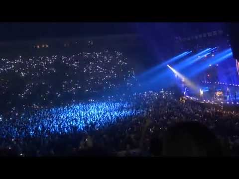 The Script - Hall Of Fame - Sheffield Arena 2015