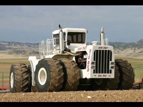Los 7 tractores m�s potentes del planeta.