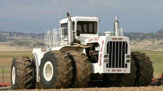 Los 7 tractores más potentes del planeta.