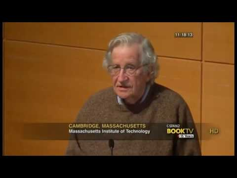 Noam Chomsky on Capitalism, Socialism, Free Markets and Anarchism
