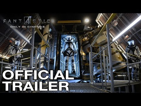 Fantastic Four | Official HD Trailer #3 | 2015
