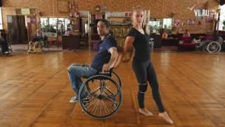 VL.ru - Танцы на колясках