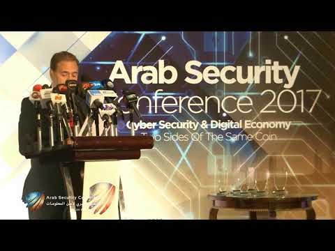 Arab Security Conference 2017 Opening Session