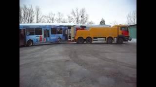 Грузовой эвакуатор MAN TGS(, 2015-02-16T12:34:39.000Z)