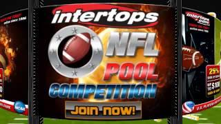 Intertops Online Casino $500 NFL Free Bet and Intertops $70,000 Football Bonuses