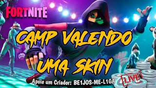 #FORTNITE-CAMP VALENDO CUSTOM ROOM SKIN TAG: BE1JOS-ME-L1GA