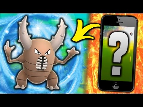 Pokemon GO - HE'S IMPOSSIBLE TO FIND!