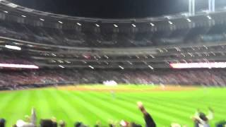 JASON GIAMBI WALK OFF HOME RUN