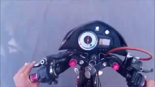 Kawasaki Ninja250sl/rr mono VS Suzuki Raider 150/Belang modified