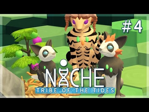 Seeing Double! | Niche Let's Play • Tribe of the Tides - Episode 4
